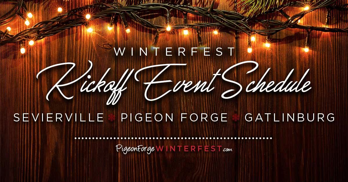Christmas Lights Pigeon Forge
