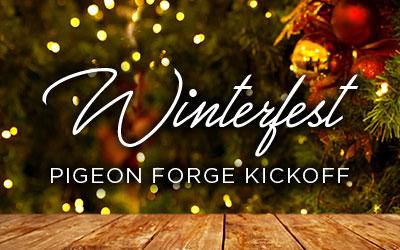Pigeon Forge Winterfest Kickoff